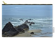 Follow The Ocean Waves Carry-all Pouch