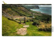 Follow The Path Carry-all Pouch by Adrian Evans