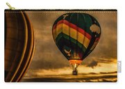 Following Amazing Grace Carry-all Pouch by Bob Orsillo