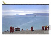 Following The Footsteps Of  Roald Amundsen.. Carry-all Pouch
