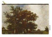 Fontainebleau Oak Carry-all Pouch