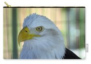 Fontana Eagle Portrait 4 Carry-all Pouch