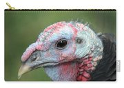 Fontana Turkey Portrait Carry-all Pouch
