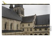 Fontevraud Abbey Courtyard -  France Carry-all Pouch