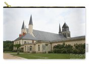 Fontevraud Abbey -  France Carry-all Pouch