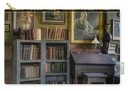 Fonthill Castle Saloon Carry-all Pouch by Susan Candelario