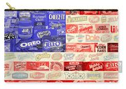 Food Advertising Flag Carry-all Pouch