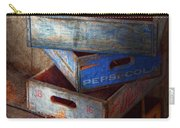Food - Beverage - Pepsi-cola Boxes  Carry-all Pouch