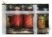 Food - Country Preserves  Carry-all Pouch by Mike Savad