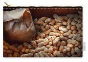 Food - Peanuts  Carry-all Pouch by Mike Savad