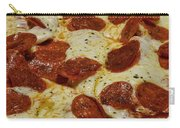 Food - Pepperoni Pizza Carry-all Pouch