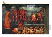 Food - Roast Meat For Sale Carry-all Pouch