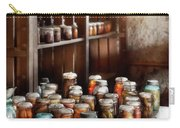 Food - The Winter Pantry  Carry-all Pouch by Mike Savad