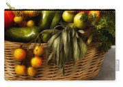 Food - Veggie - Sage Advice  Carry-all Pouch