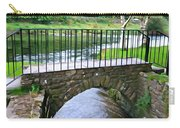 Foot Bridge At Inistioge Carry-all Pouch