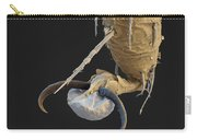 Foot Of A Bat Tick Sem Carry-all Pouch