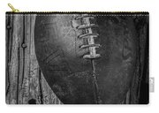 Football And Baseball Carry-all Pouch