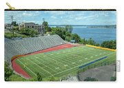 Football Field By The Bay Carry-all Pouch