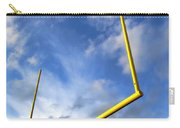 Football Goal Posts Carry-all Pouch