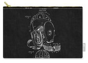 Football Helmet Patent 4 Carry-all Pouch