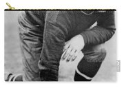 Football Player Jim Thorpe Carry-all Pouch