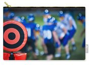 Football Sideline Marker Carry-all Pouch