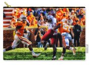 Football Time In Tennessee Carry-all Pouch