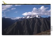 Foothill Of The Andes Carry-all Pouch