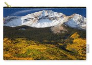 Foothills Of Gold Carry-all Pouch by Darren  White