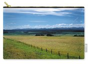 Foothills Of The Rockies Carry-all Pouch by Terry Reynoldson