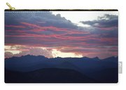 For Purple Mountains Majesty Carry-all Pouch