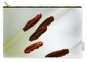 For The Love Of Lilies 7 Carry-all Pouch