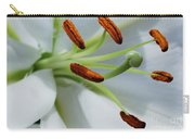 For The Love Of Lilies 8 Carry-all Pouch