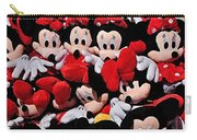 For The Mickey Mouse Lovers Carry-all Pouch