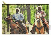 Forbidden Drive Cowboys Carry-all Pouch