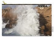 Force Of Breaking Waves Carry-all Pouch