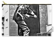 Forced Entry Derry Mural Carry-all Pouch