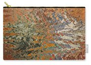 Forces Of Nature - Abstract Art Carry-all Pouch by Carol Groenen