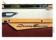 Ford Country Sedan Emblem Carry-all Pouch