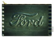 Ford Emblem -0113c Carry-all Pouch