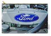 Ford Engine Emblem Carry-all Pouch