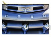 Ford F-1 V8 Truck Front End Carry-all Pouch