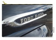 Ford F-100 Emblem Carry-all Pouch