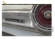 Ford Fairlane 500 Emblem Carry-all Pouch