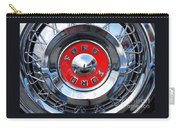 Ford Fairlane Hub Cap Carry-all Pouch