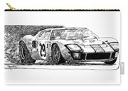 Ford Gt - 40 Carry-all Pouch