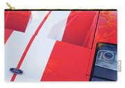 Ford Gt40 Sports Car Carry-all Pouch