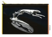 Ford Lincoln Greyhound Mascot Carry-all Pouch