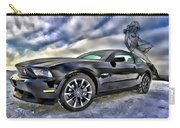 Ford Mustang - Featured In Vehicle Eenthusiast Group Carry-all Pouch