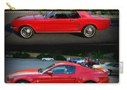 Ford Mustang Old Or New Carry-all Pouch